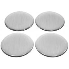 Decal for Center Cap  - Brushed Aluminium