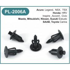 Plastic Clip PL-2006