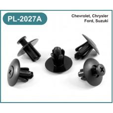 Plastic Clip PL-2027