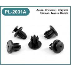 Plastic Clip PL-2031