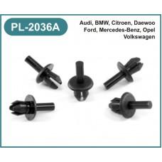 Plastic Clip PL-2036