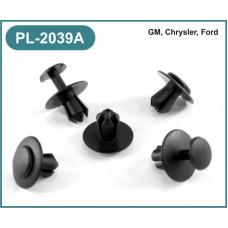 Plastic Clip PL-2039