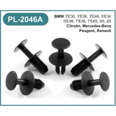 Plastic Clip PL-2046