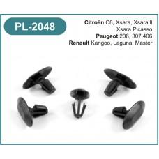 Plastic Clip PL-2048