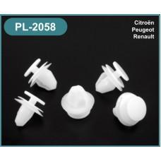 Plastic Clip PL-2058