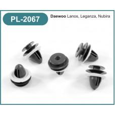 Plastic Clip PL-2067
