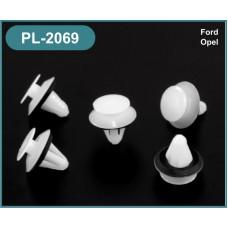 Plastic Clip PL-2069
