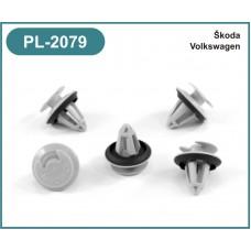 Plastic Clip PL-2079