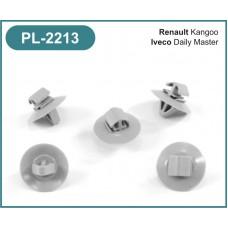 Plastic Clip PL-2213