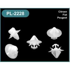 Plastic Clip PL-2228