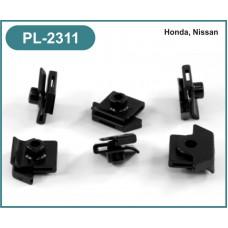 Plastic Clip PL-2311